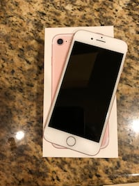 iPhone 7 128G Rose Gold Larkspur, 94939