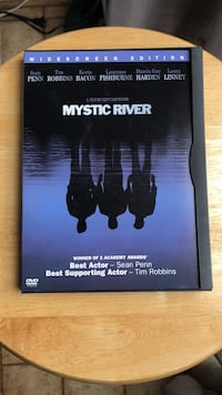 Mystic River DVD Movie Laurel