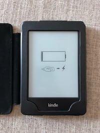 Kindle Paper White with Case - Barely Used Nashua, 03062
