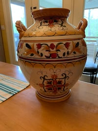 Large Ceramic Pottery Piece - Villa Ancona  O Fallon, 63366