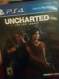 Uncharted lost legacy Harker Heights, 76548