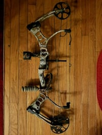 brown and black compound bow Ellwood City, 16117
