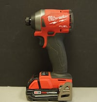Milwaukee Hammer Drill/Driver Kit ( Brushless )