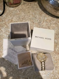 MK..Michael Kors Crystal Watch Vaughan, L6A 1S1