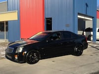 *RARE FIND* *MANUAL CTS-V* 2007 Cadillac CTS-V 4dr Sdn Des Moines