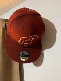 Cavs snap (never worn was sitting display shelf)
