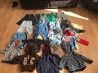 assorted clothes Berryville, 22611