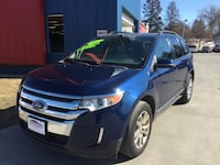 2012 Ford Edge 4dr SEL GUARANTEED CREDIT APPROVAL! Des Moines