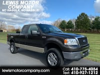 2007 Ford F-150 XLT SuperCab Long Box 4WD Clarksville
