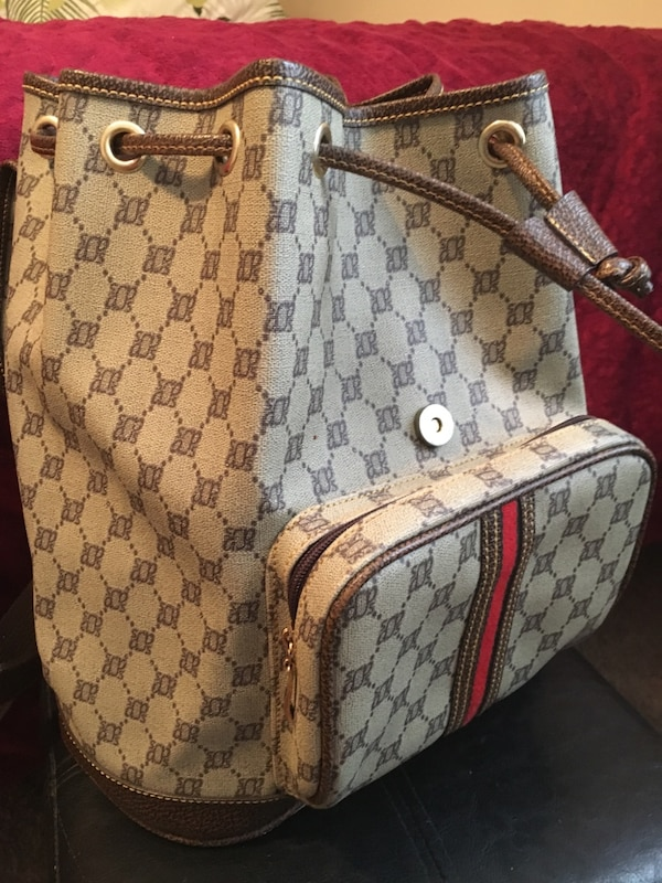 6cd44e05cf1a Used Gucci inspired Backpack for sale in Clarksville - letgo