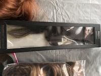 Assorted hair wigs and extensions Laval, H7K 3T4
