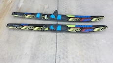 "EP  water skis. 68"" great condition"