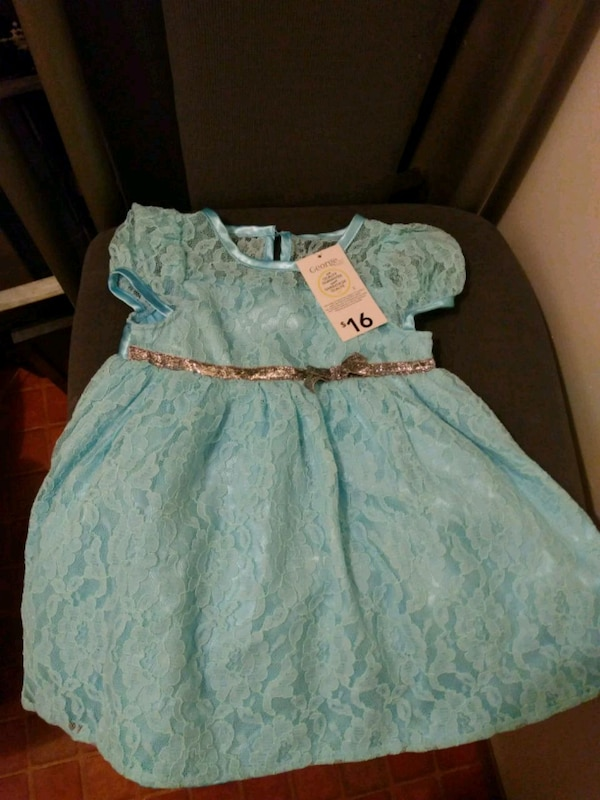 12-18m dress, new with tags