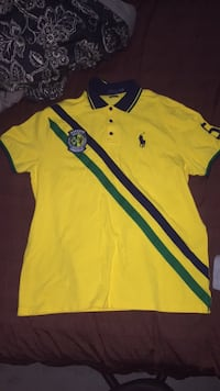 Polo Ralph Lauren Custom Fit Brazil Richmond Hill