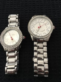 Betsy Johnson Watches (2) Lancaster, 93534