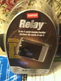 Relay card reader..... Toronto, M3N 2J9