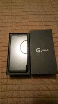 Lg G7 thinQ black used Markham, L3T