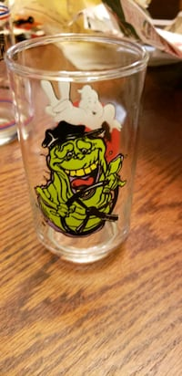 vintage 1980s ghost buster glass Perth County, N0B
