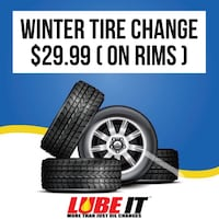 Tire Change Brampton