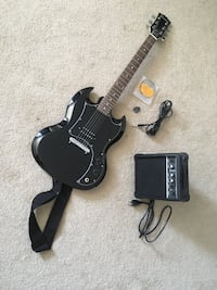 Gibson Electric Guitar Set Virginia Beach, 23452