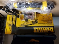 DEWALT Oscillating Multi-Tool Kit Regina