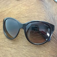 black framed Ray-Ban wayfarer sunglasses Norcross, 30071