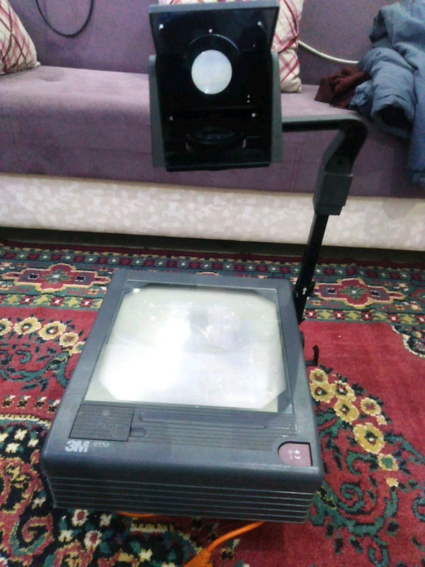 3m 9550 overhead projector 0