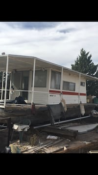 House boat in elephant butte, nm ELEPHANT BTTE, 87935