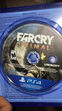Farcry Primal Sony PS4 CD with case Red Deer, T4R 0L9