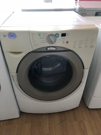 Whirlpool white front load washer  Woodbridge, 22191