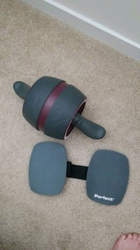 Ab roller and knee pads Alexandria, 22303