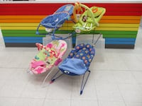 bouncers and rocking chairs for babies Toronto