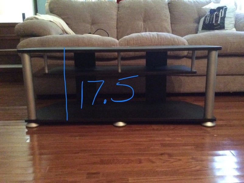 Moving Sale- TV Stand 1