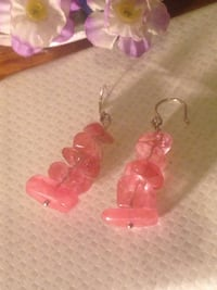 Quartz Stone Earrings  Edmonton, T5W 2L5