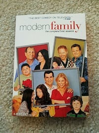 Modern Family, complete first season Aldie, 20105