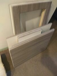 NEW brown boards doors kitchen Vaughan, L6A 0T6