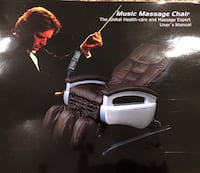 Massage Chair with Music • New in box Santa Ana, 92701
