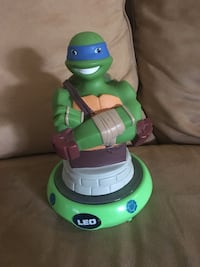 Teenage mutant ninja turtles night light  Suitland, 20746