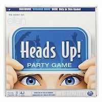 Heads Up! Board Game