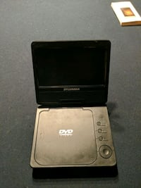 Sylvania DVD video player Midland City, 36350