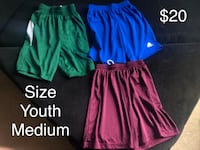 Size Youth Medium Like New For $20 Pleasant Hill, 50317