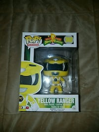Pop! Yellow Ranger funko pop  Richmond