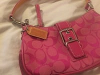 women's red Coach hobo bag East Northport, 11731
