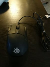 Steelseries rival 500 black corded gaming mouse Frederick, 21703