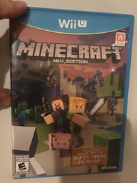 Minecraft xbox one game case Allen Park, 48101