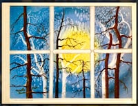 """""""It's Cold Outside"""" Giclee' Painting Wilmington, 28412"""