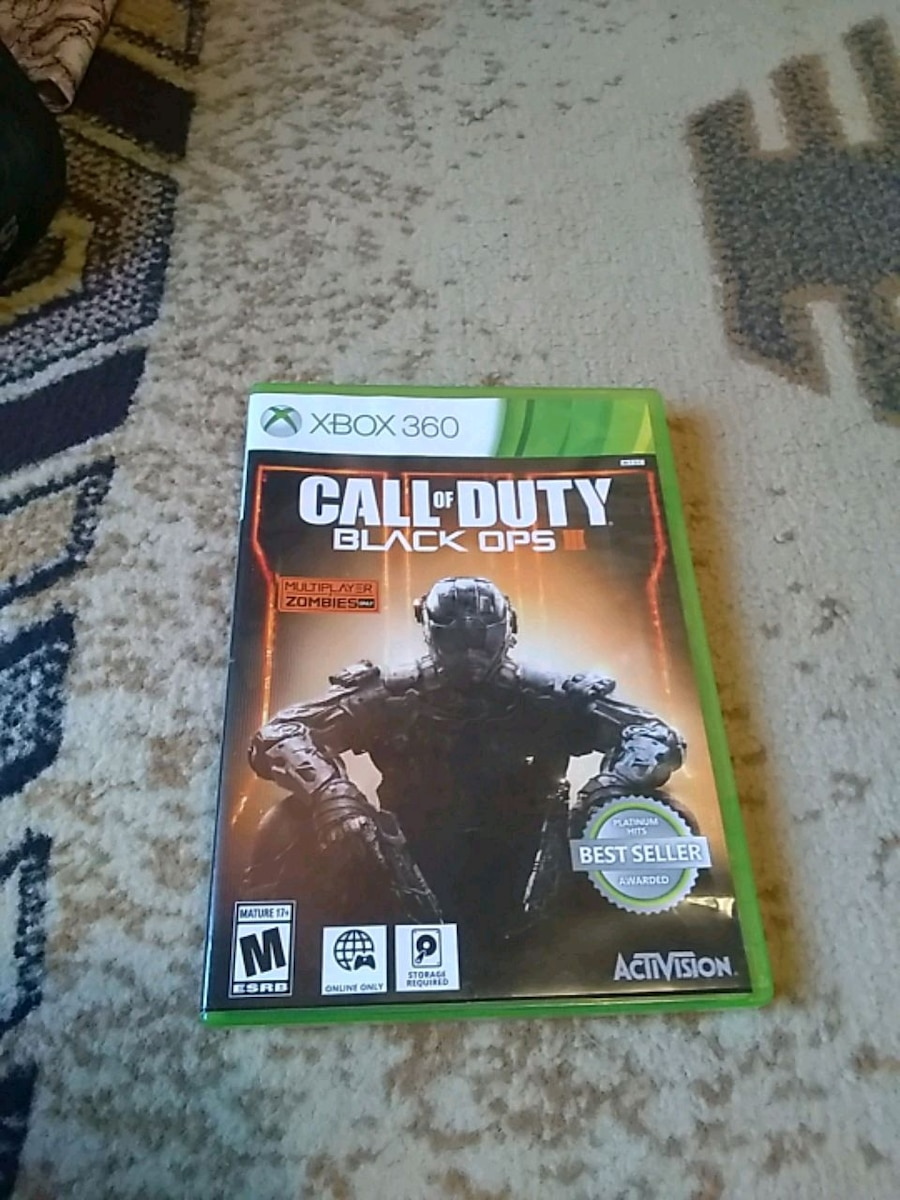 Photo Black ops 3 and wifi receiver for Xbox 360