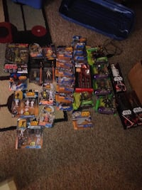 Stars Wars and Ninja Turtles TOYs Bundle Winnipeg, R3K