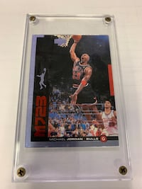Michael Jordan Upper Deck card  Westbury, 11590