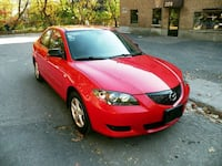 Mazda 3 Sport 2005 Automatic 4 Cyl Fully equipped  Montréal